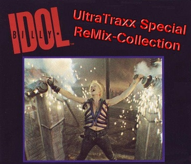 Billy Idol - The UltraTrax Mixes: BACKUP CD